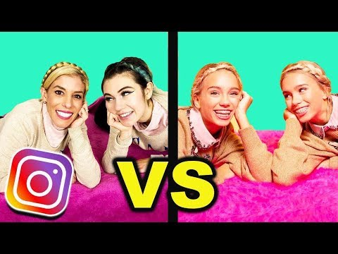 We Copied FAMOUS SIBLINGS Instagram Photos! (Dolan Twins, Jake Paul,  Lisa and Lena, Annie Leblanc)