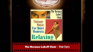 The Norman Luboff Choir – Star Eyes
