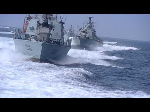 IDF Navy Brings the Action to the Sea