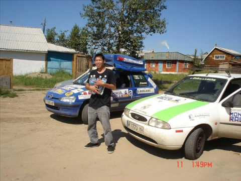 Muuduu  -Mongol Rally 2009