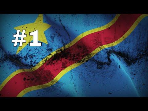 Power and Revolution (Geopolitical Simulator 4) Democratic Republic of Congo Part 1 2018 Add-on