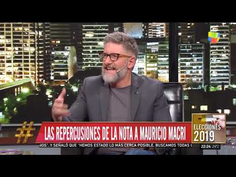 Las repercuciones de la entrevista de Majul a Macri, en Debo Decir (17-03-2019)