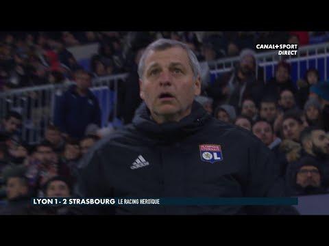 Le résumé de Lyon / Strasbourg