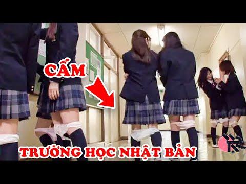 Học Sinh Việt Nam Sốc Nặng 7 Luật Cấm Trong Trường Học Nhật Bản Kỳ Lạ Nhất Thế Giới #1