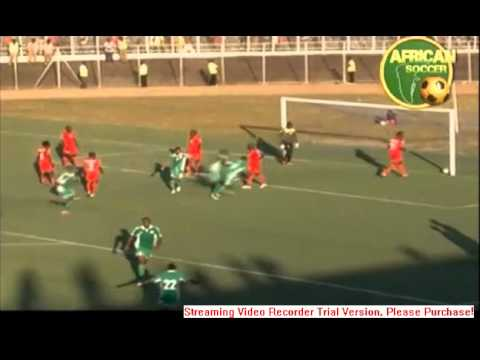 Malawi 1-1 Nigeria World Cup 2014 Qualifying