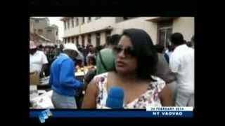 La capitale de Madagascar après 5 ans de Révolution Orange