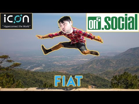 The Floor is Fiat - ICON ICO and onG ICO Updates