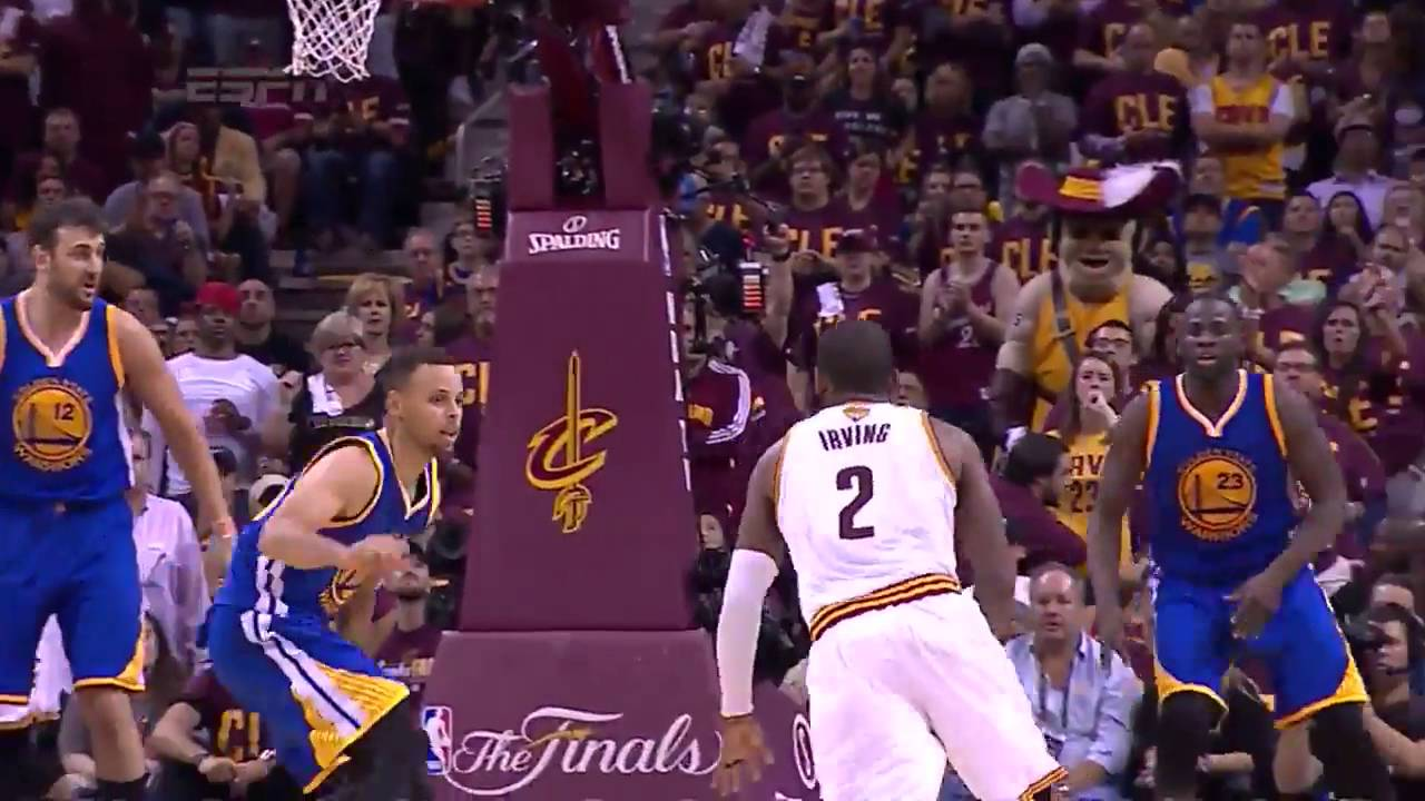 b4f6b50ac349 Stephen Curry   Kyrie Irving Duel ¦ Warriors vs Cavaliers ¦ Game 4 ¦ June  10