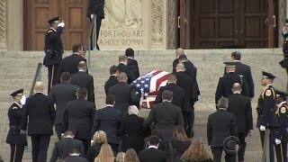 Supreme Court Justice Antonin Scalia laid to rest