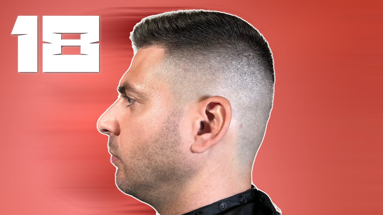high skin fade haircut-tutorial step by step how to blend the line faster