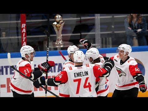 Лучший матч «Авангарда» в сезоне 2019/2020