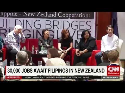 30,000 jobs await Filipinos in New Zealand