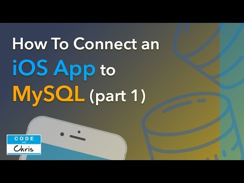 How to Connect an iOS App to a MySQL Database (Step by Step) - Part 1