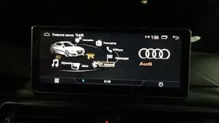 Монитор на Android для Audi A4 A5 Q5 Carlink A4-8861