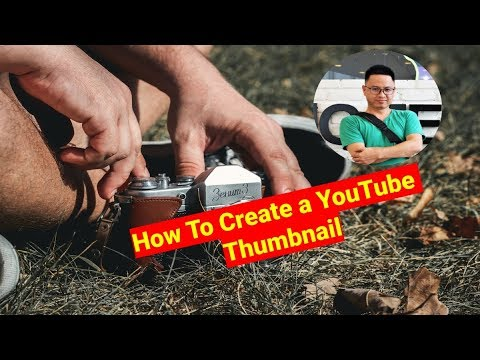 How To Make A YouTube Custom Thumbnail WITHOUT Using Photoshop