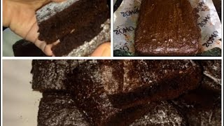 How to make Brownies / fudgy brownies recipe by RJ Kitchen