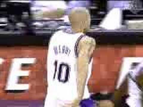 Mike Bibby Kills Lakers in Game 5