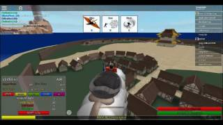 How to find King's crown in Roblox Avatar the last airbener