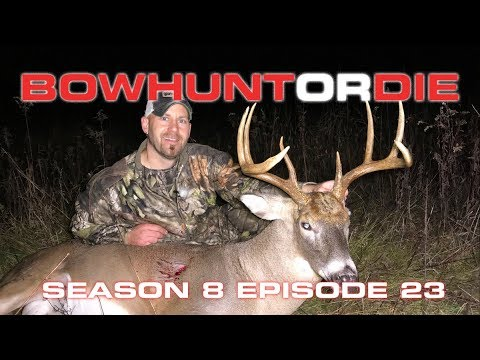 Wisconsin Heart Shot- Bowhunt or Die Season 08 Episode 23