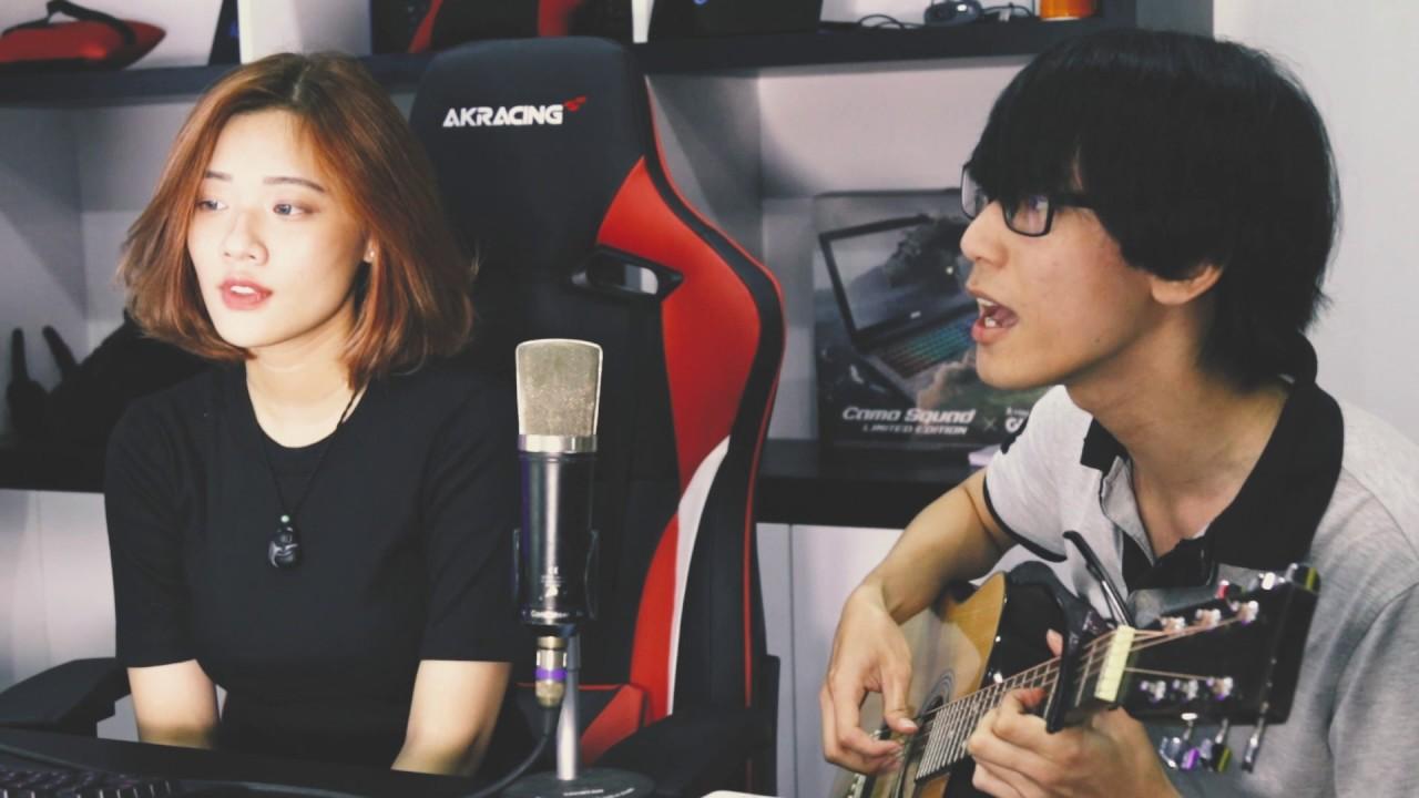 ANH KHÔNG MUỐN BẤT CÔNG VỚI EM    FANNY ft ĐIỆN QUANG    FEEL MY VOICE