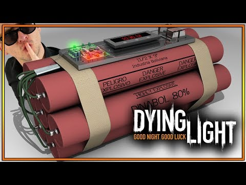 DYNAMIT TO ZŁOTO! || #21 || DYING LIGHT || (z: Bladii)