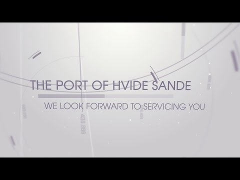 The port of Hvide Sande - Offshore