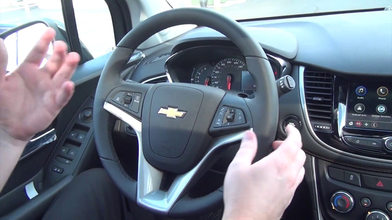 Phillips Chevrolet 2019 Chevy Trax Interior Features