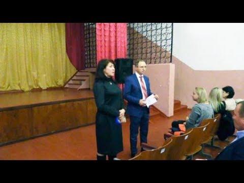 Богодухов TV. Скандальні збори у ліцеї №3. 2019