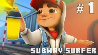 Subway Surfers - บั๊มแมร่ง ! #1