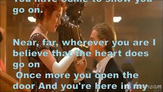 Titanic by Celine Dion Video Karaoke/Lyrics Duet