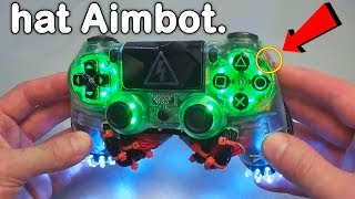 I am buying an AIMBOT CONTROL FOR ARENA MODUS in Fortnite...