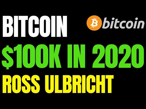 Bitcoin Price Predicted to Skyrocket to $100K in 2020 by Silk Road Founder Ross Ulbricht | BTC News