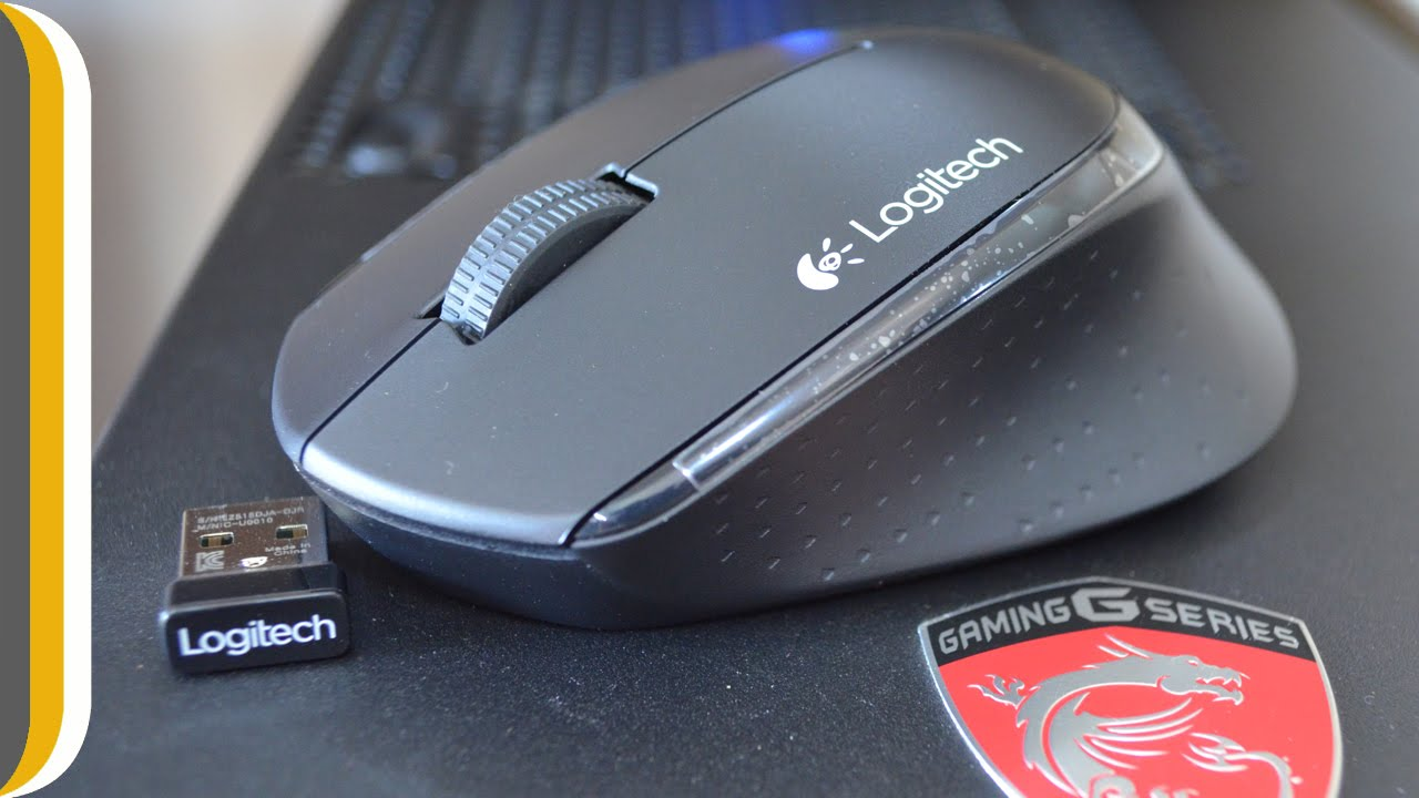 Drivers for Logitech M275 Mouse Options