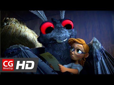 "CGI Animated Short Film ""Attack of the Mothman"" by Meg Viola,Catrina Miccicke,Khalil Yan   CGMeetup"