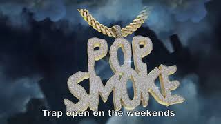 POP SMOKE - MAKE IT RAIN ft. Rowdy Rebel (Official Lyric Video)