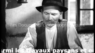 Farrebique (1946) - Georges Rouquier [Bande Annonce]