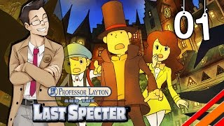 "Professor Layton and the Last Specter | ""The Fog of Misthallery"" 