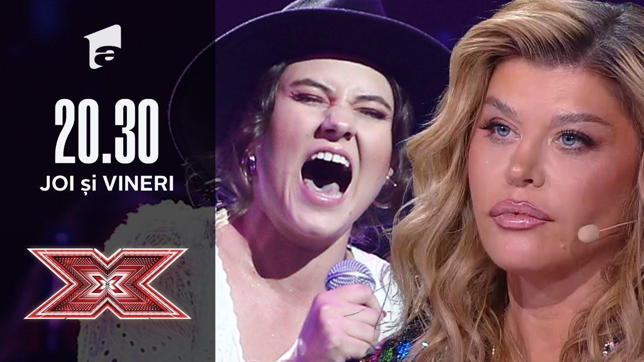 """Melania Cuc îți face pielea de găină, cântând """"Shallow""""   Bootcamp   X Factor România 2020"""