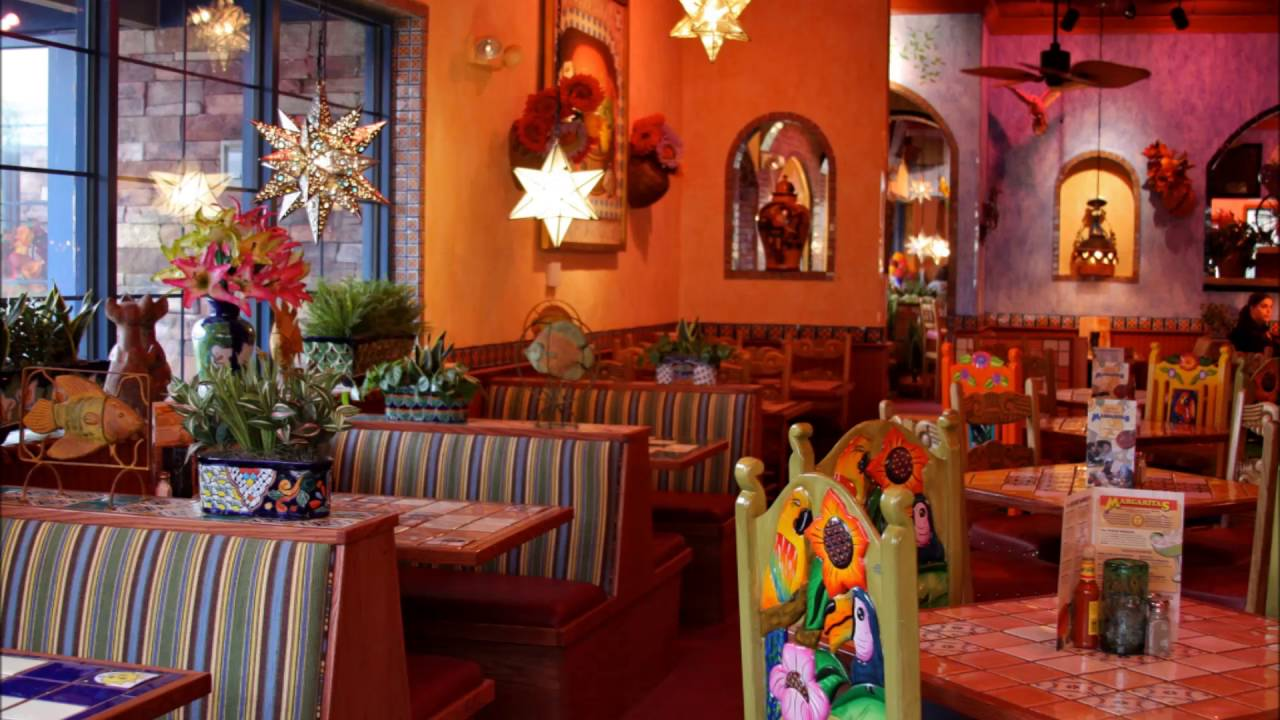Attractive Ideas For Mexican Restaurant Design