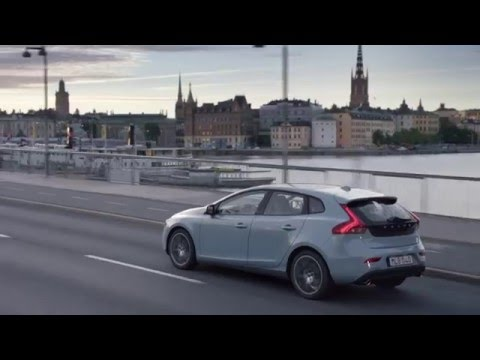 It's Your Journey: The New Volvo V40