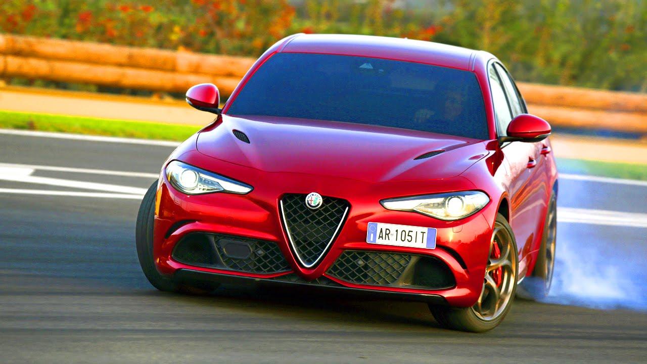 Михаил Подорожанский и Alfa Romeo Giulia