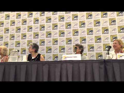 Hermes Press San Diego Comic Con 2015 Babes in Arms Panel PART ONE