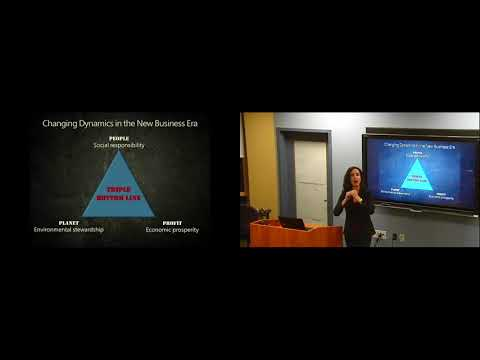 Sustainability Seminar Series: Sustainability Marketing and Green Consumption (Naz Onel)