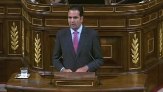 Jesús Alli (1) - Debate de investidura de Mariano Rajoy #RazonesParaElNo