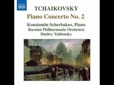 Tchaikovsky - Piano Concerto No 2 - Scherbakov, RPO, Yablonsky (2005)