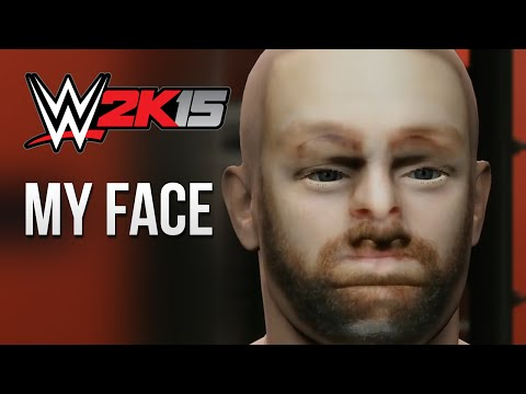 WWE 2K15 - Logo Manager - MY FACE IN THE GAME! ✦【PS4 / XBOX ONE / Next Gen】