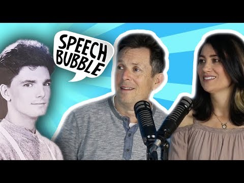 Butch's Soap Opera Career With David Kaufman & Colleen O'Shaughnessey