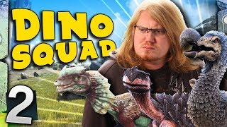 ARK: Survival Evolved Ragnarok - DINO SQUAD