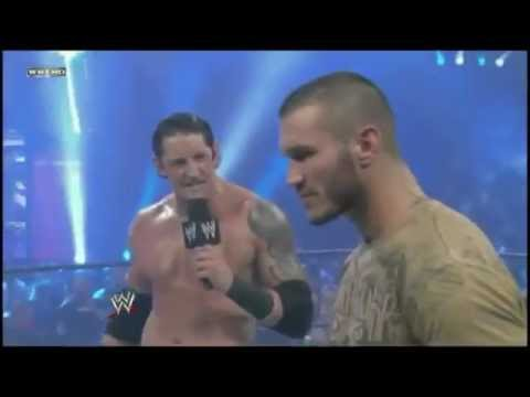 WWE SmackDown 11.11.11 - Randy Orton, Wade Barrett, Christian and Sheamus Segment