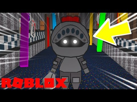 I BECOME AN ANIMATRONIC In Roblox Fredbear and Friends' The Roleplay 5